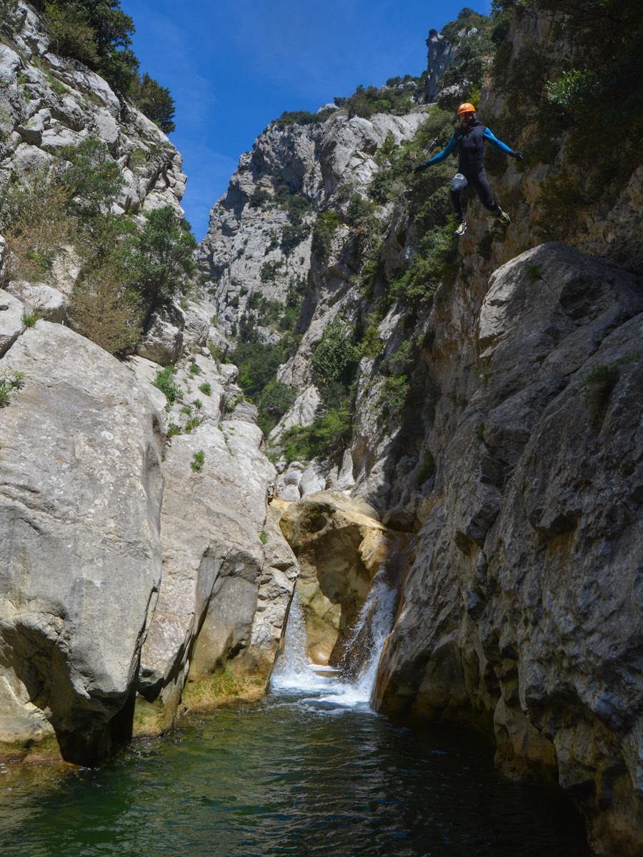 Gorges de Galamus, Pyrénées Orientales 14