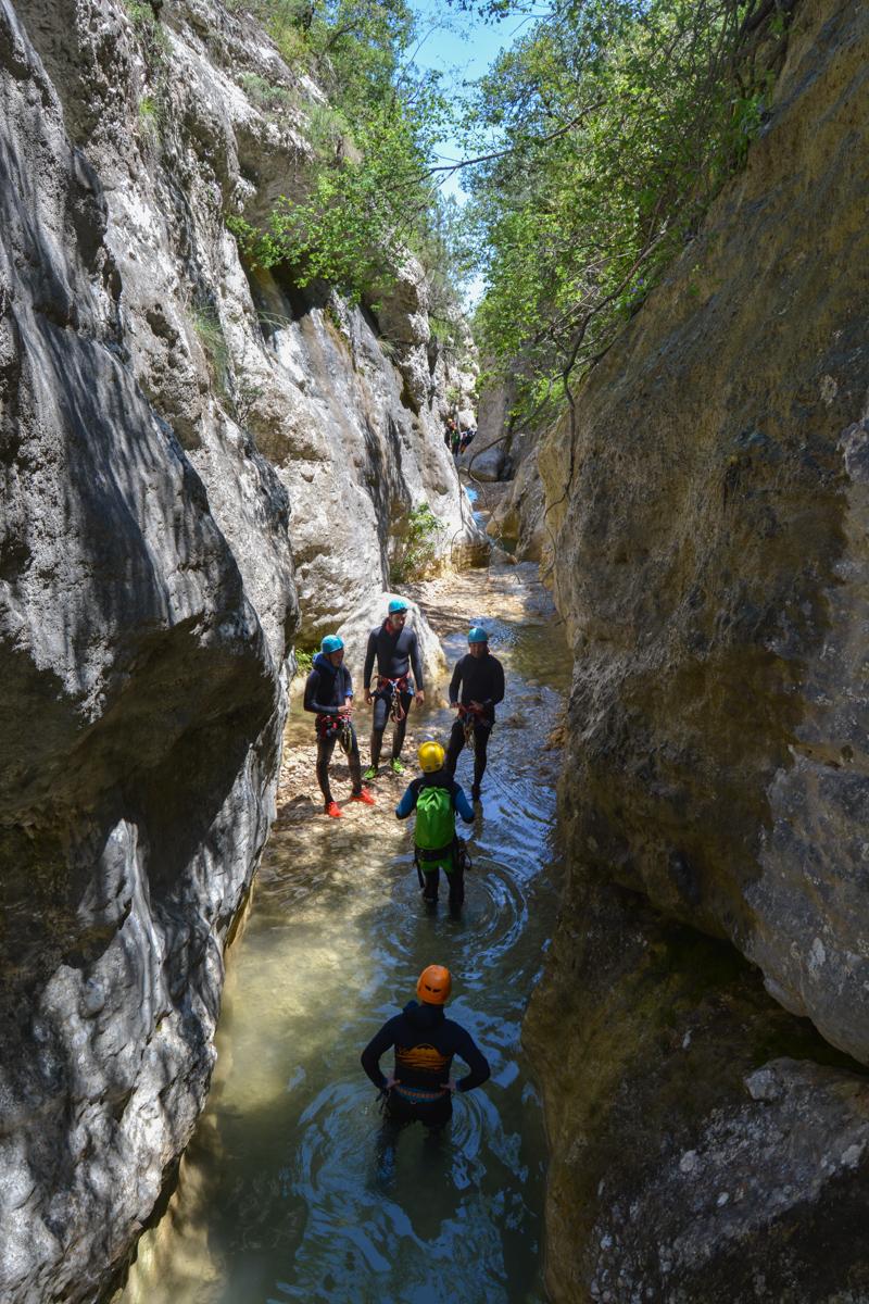 Barranco del Formiga, Sierra de Guara 17