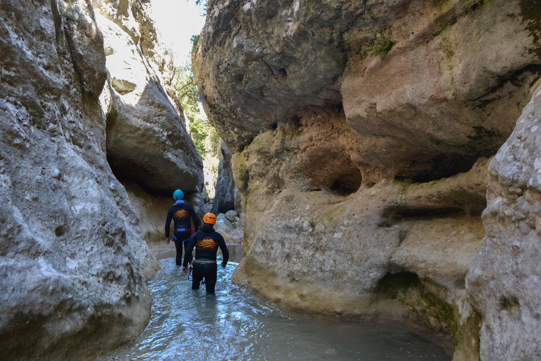 Barranco del Formiga, Sierra de Guara 21