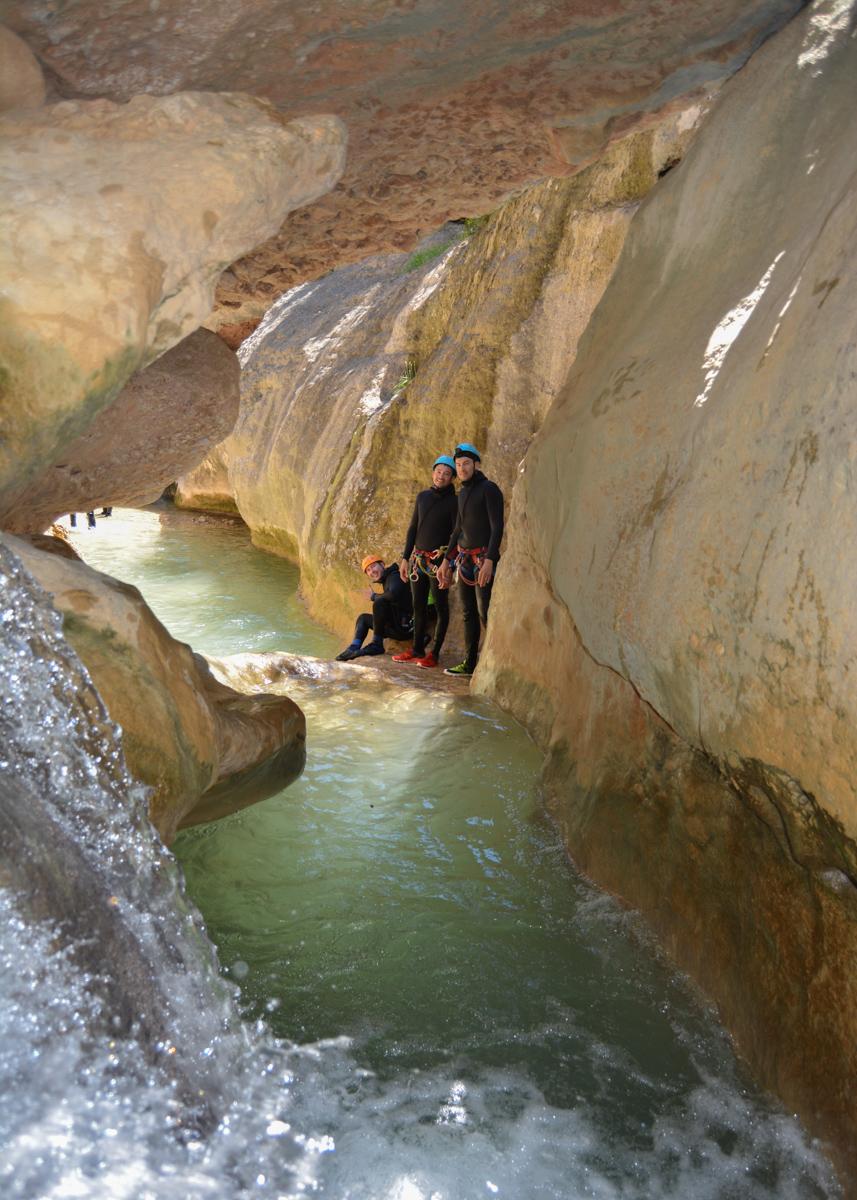 Barranco del Formiga, Sierra de Guara 36