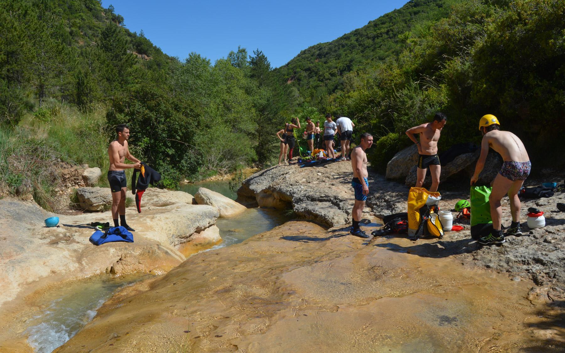 Barranco del Formiga, Sierra de Guara 51