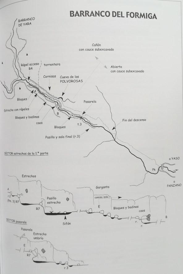 Barranco del Formiga, Sierra de Guara 2