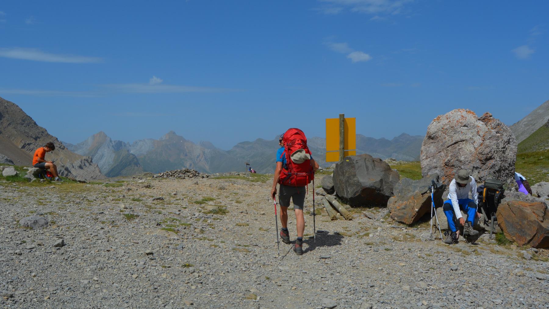 Monte Perdido et Faja de las Flores, Jour 1, Ordesa, Aragon, Espagne 4