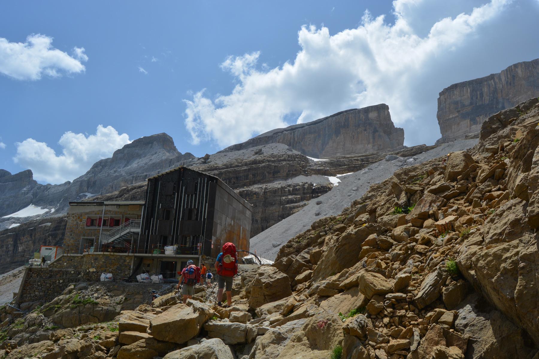 Monte Perdido et Faja de las Flores, Jour 1, Ordesa, Aragon, Espagne 15