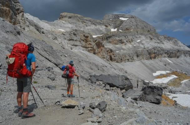 Monte Perdido J1, Aragon 2