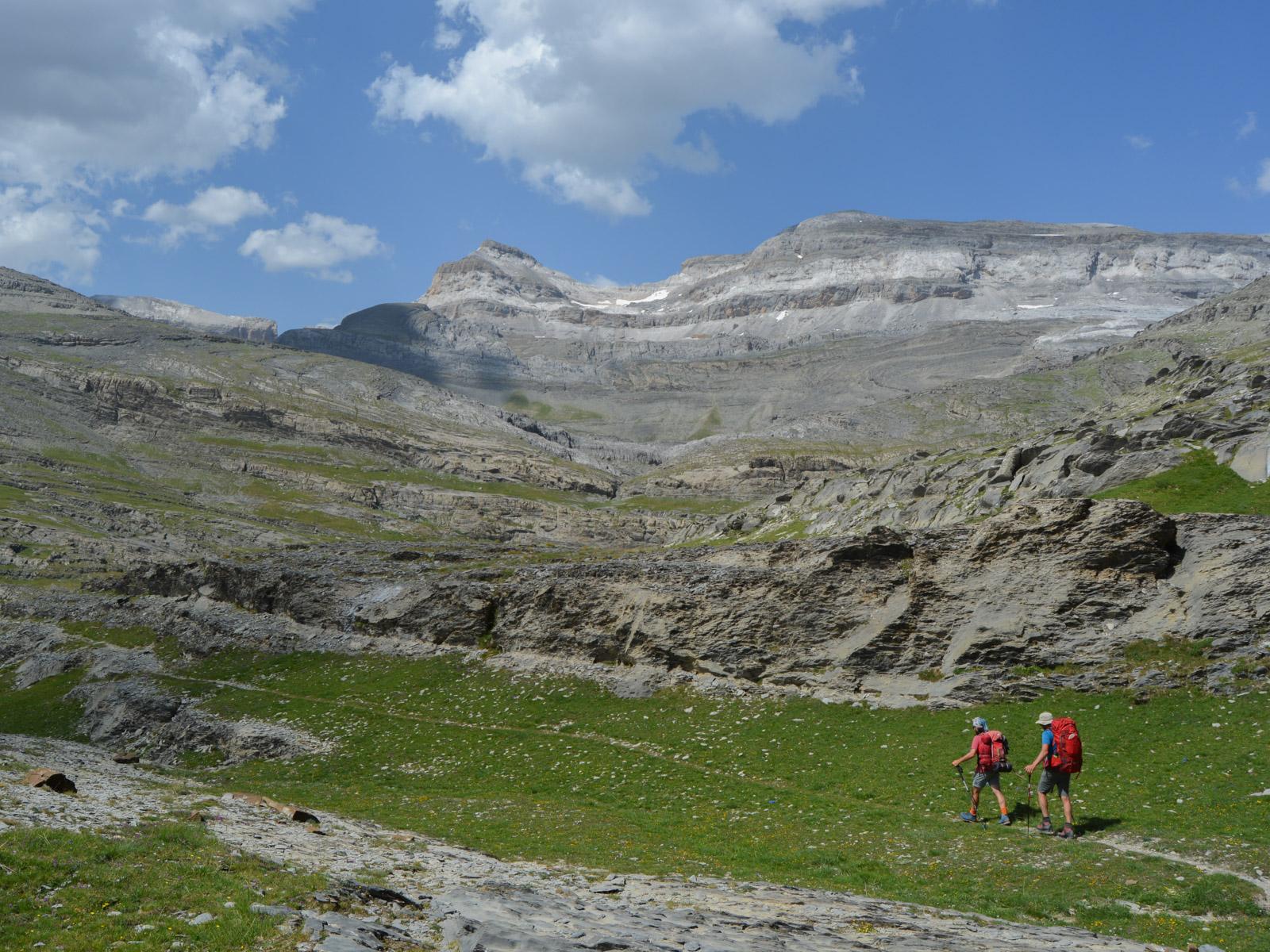 Monte Perdido et Faja de las Flores, Jour 2, Ordesa, Aragon, Espagne 34