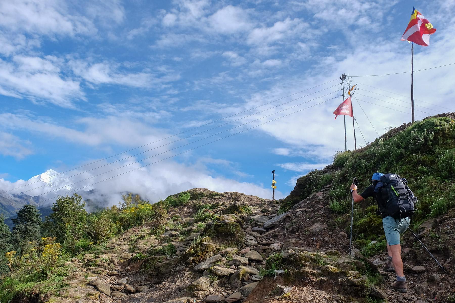 Route du Khumbu, Everest 3 pass #1 7