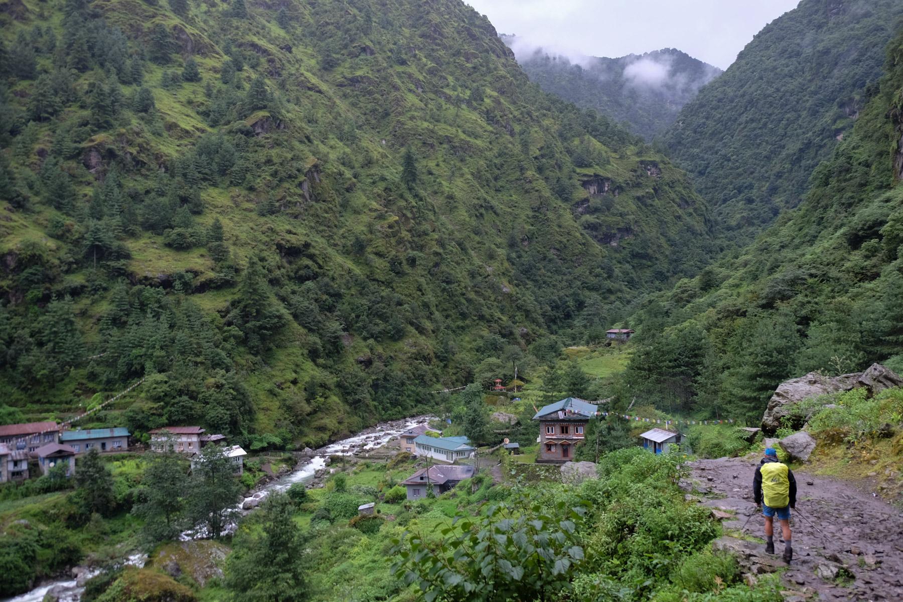 Route du Khumbu, Everest 3 pass #1 34