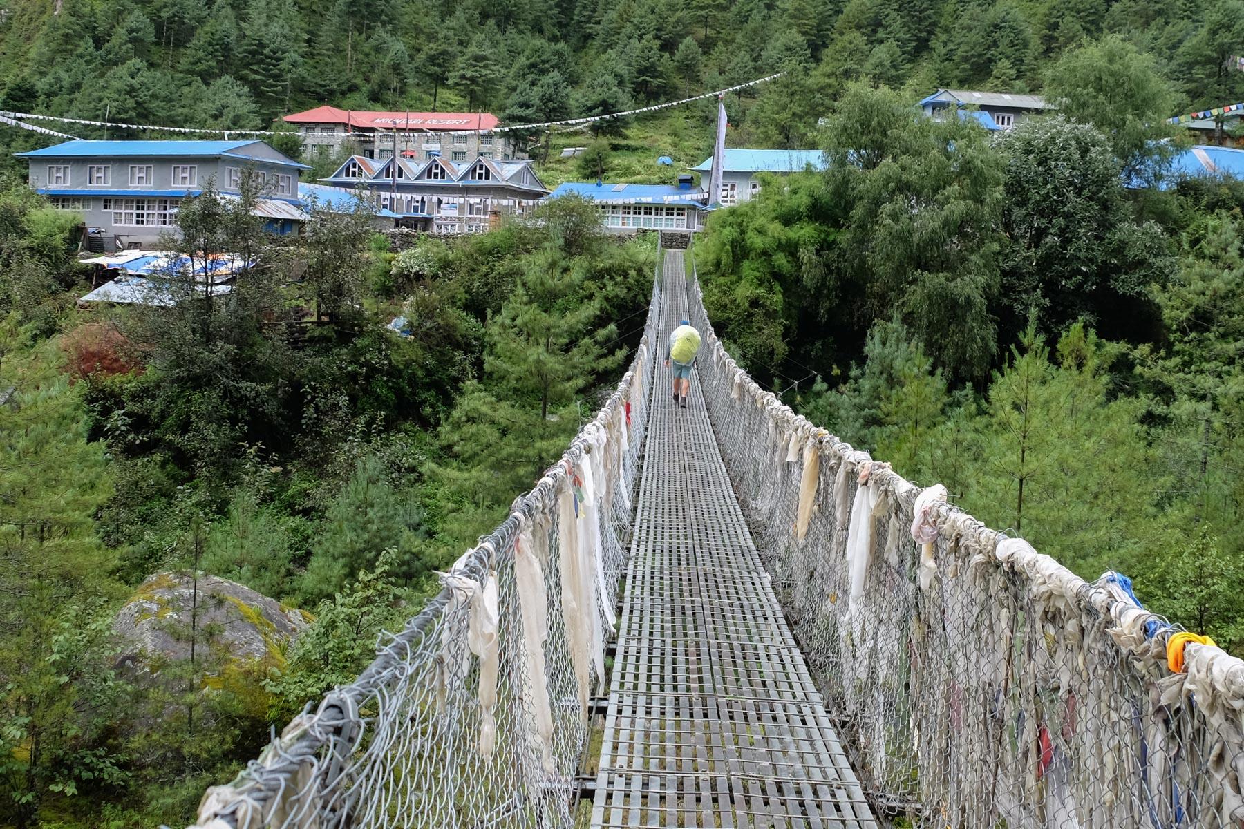 Route du Khumbu, Everest 3 pass #1 38