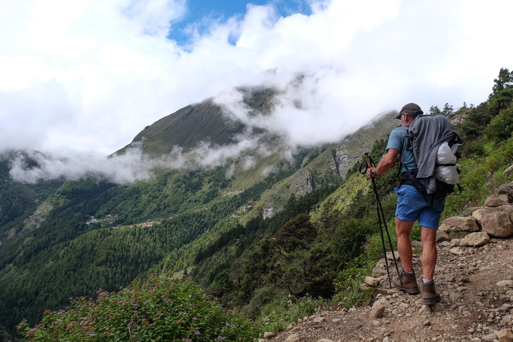 Everest Base Camp, Everest 3 pass #2 4