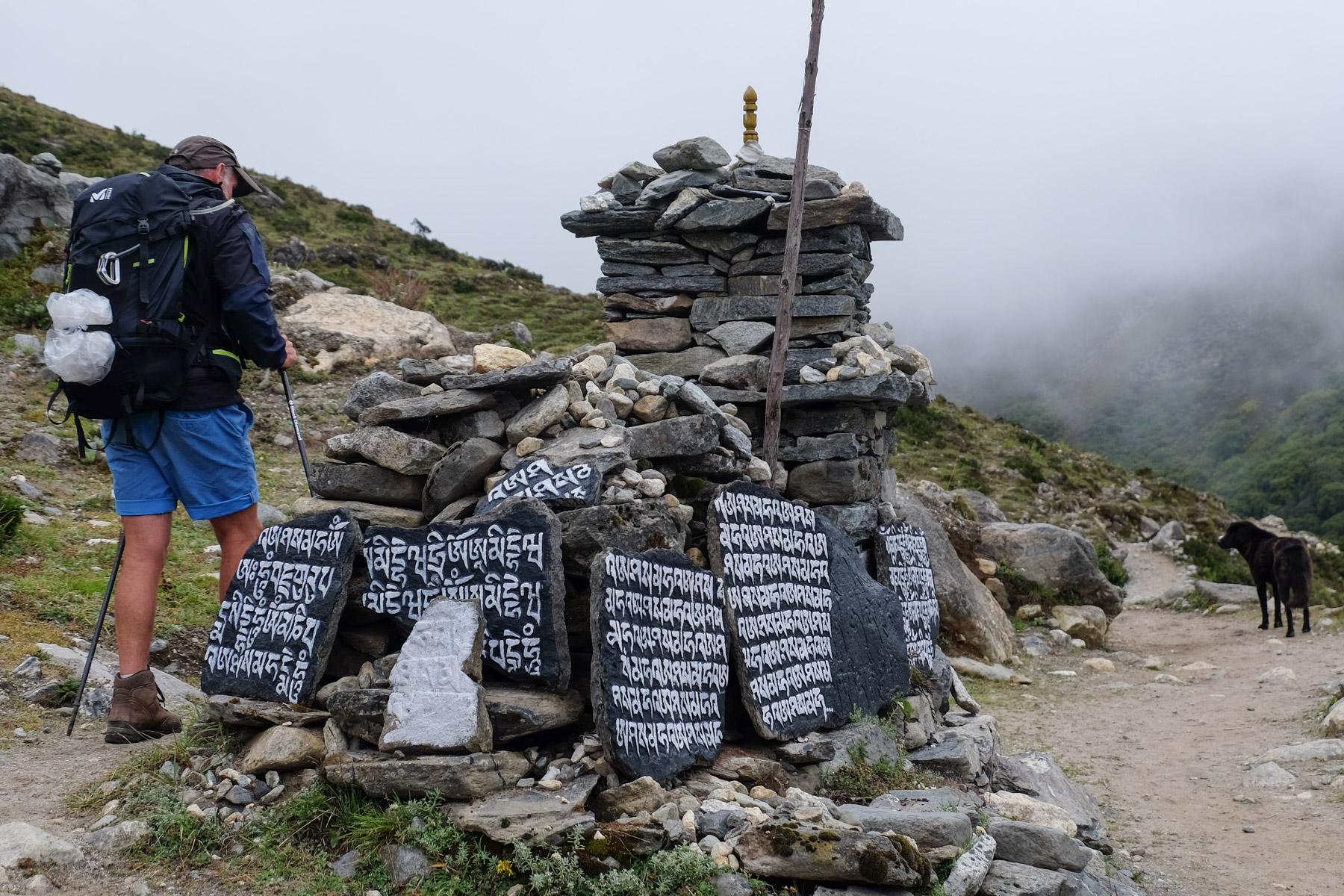 Everest Base Camp, Everest 3 pass #2 16