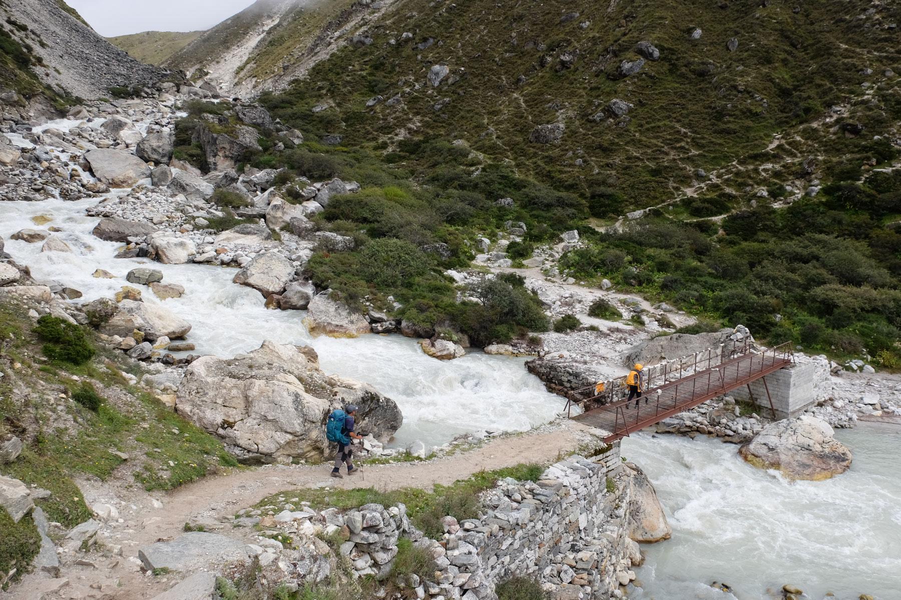 Everest Base Camp, Everest 3 pass #2 18