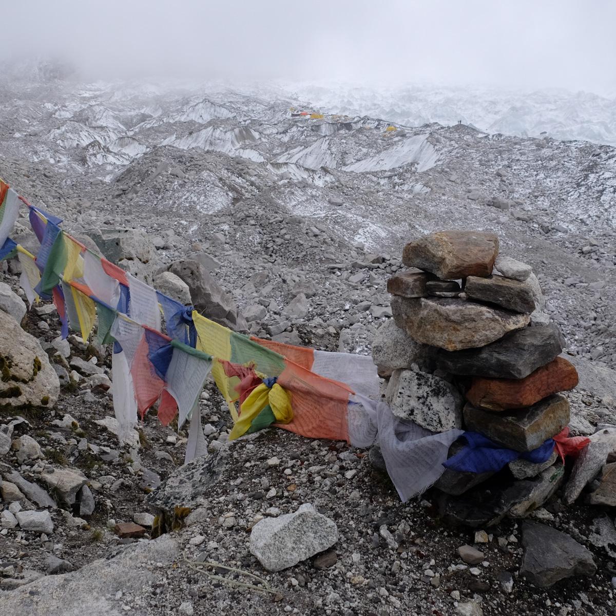 Everest Base Camp, Everest 3 pass #2 33