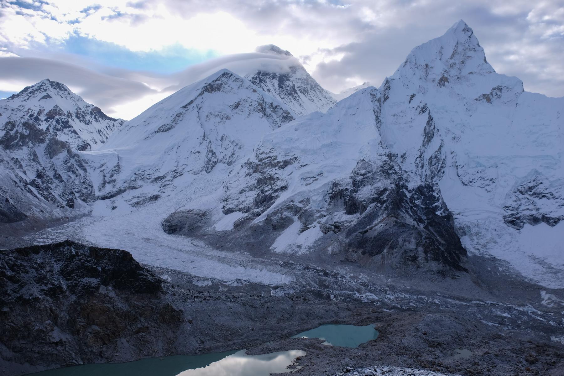 Kala Patthar & Gokyo, Everest 3 pass #3 8