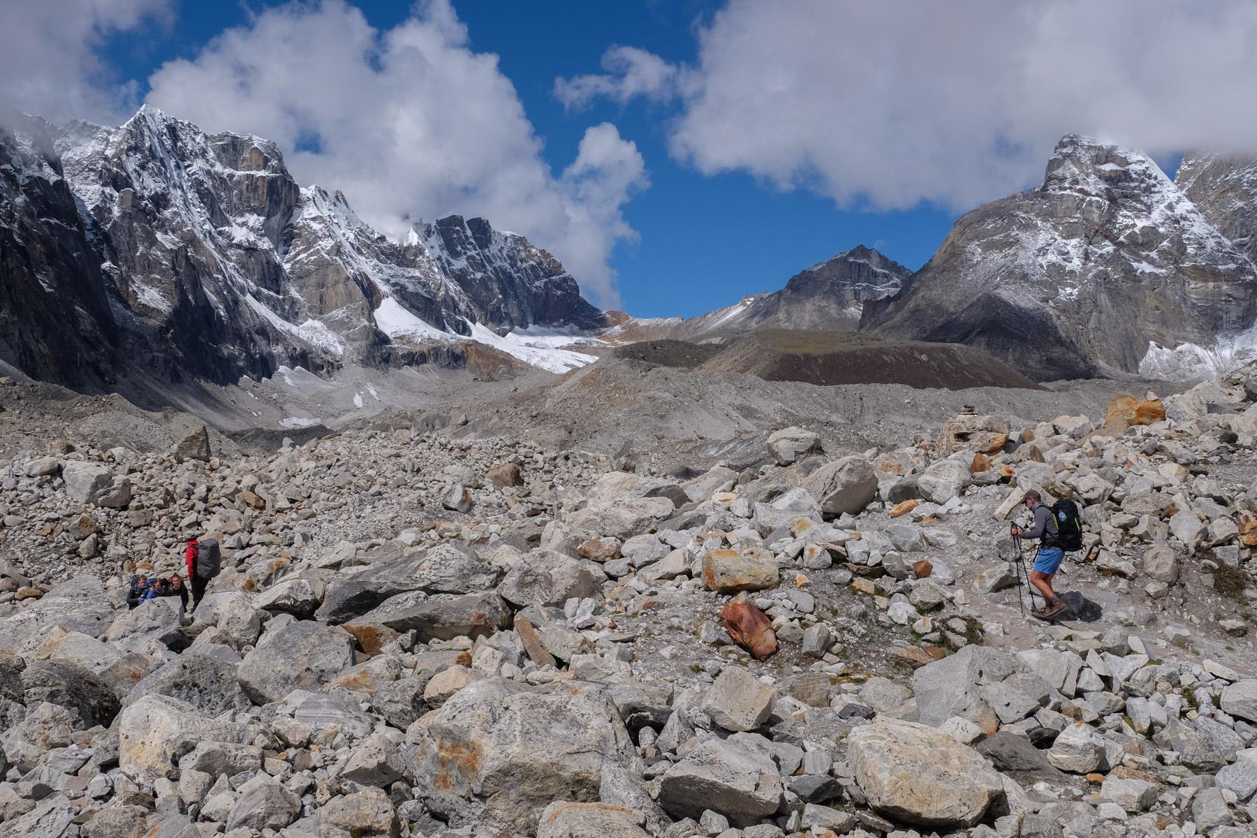 Kala Patthar & Gokyo, Everest 3 pass #3 25