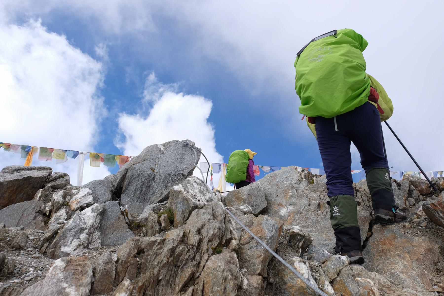 Kala Patthar & Gokyo, Everest 3 pass #3 56