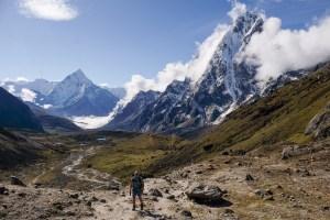 Kala Patthar & Gokyo, Everest 3 pass #3 61