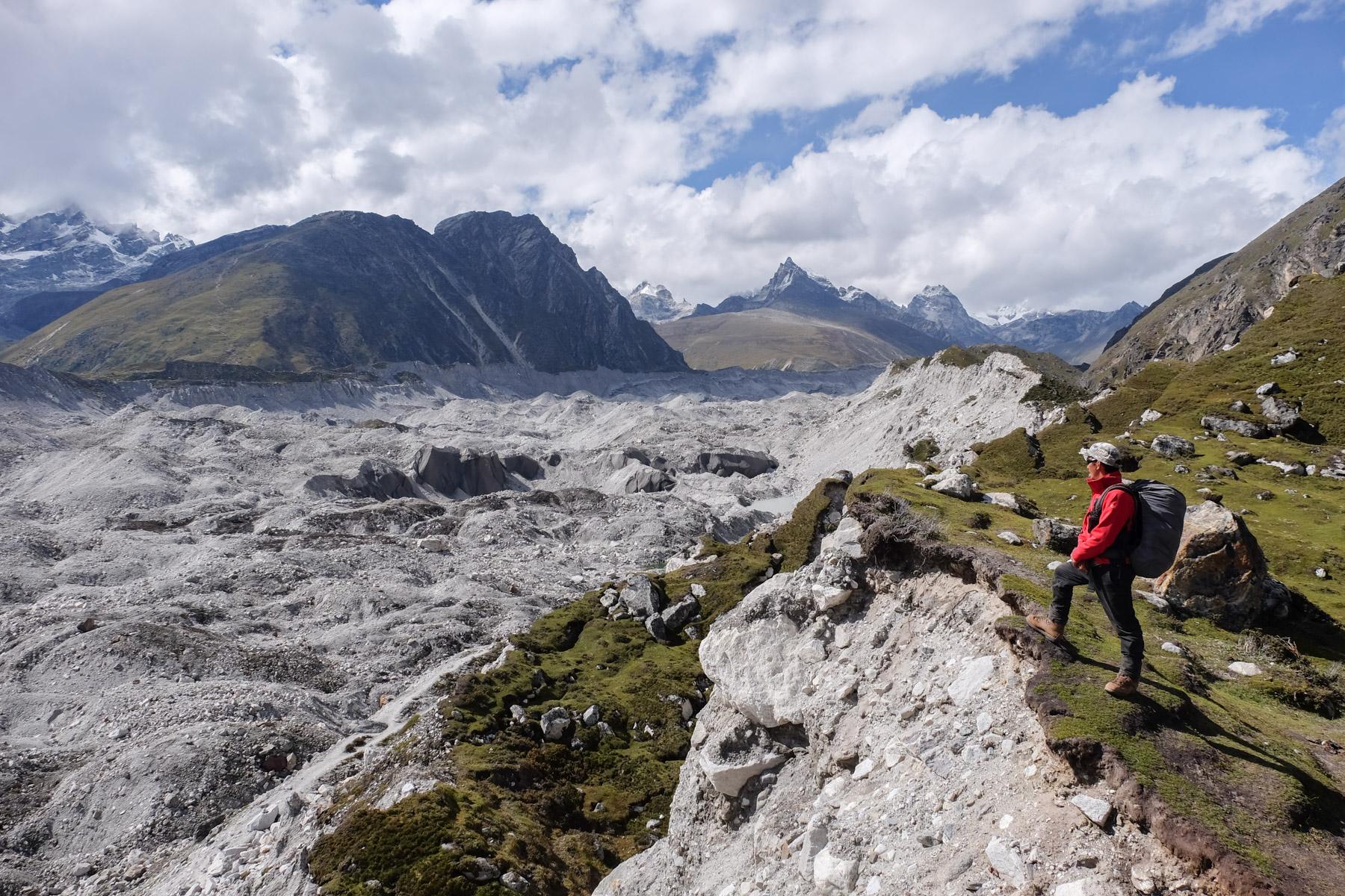 Kala Patthar & Gokyo, Everest 3 pass #3 60