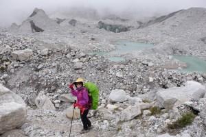 Kala Patthar & Gokyo, Everest 3 pass #3 66