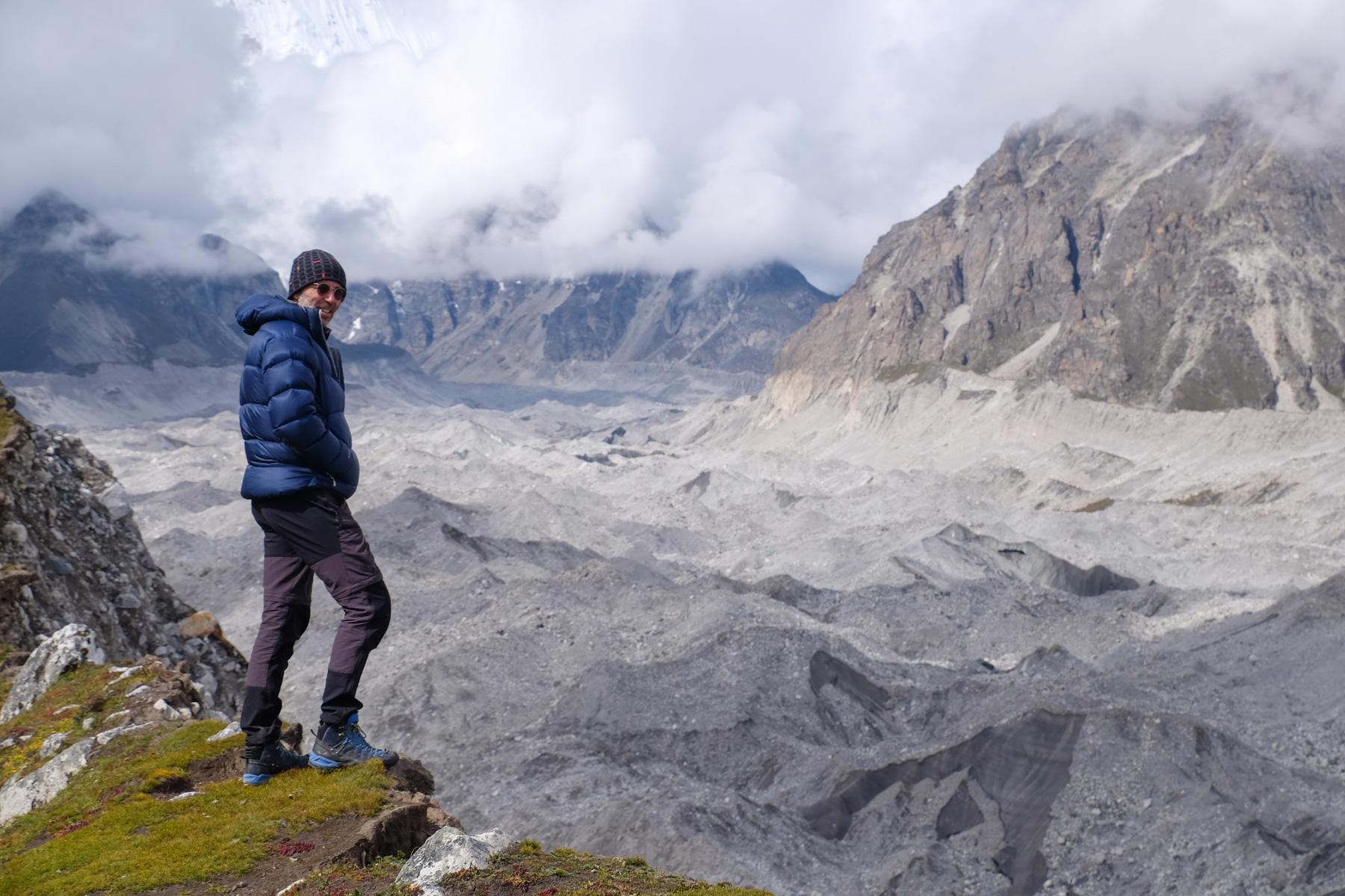 Kala Patthar & Gokyo, Everest 3 pass #3 64