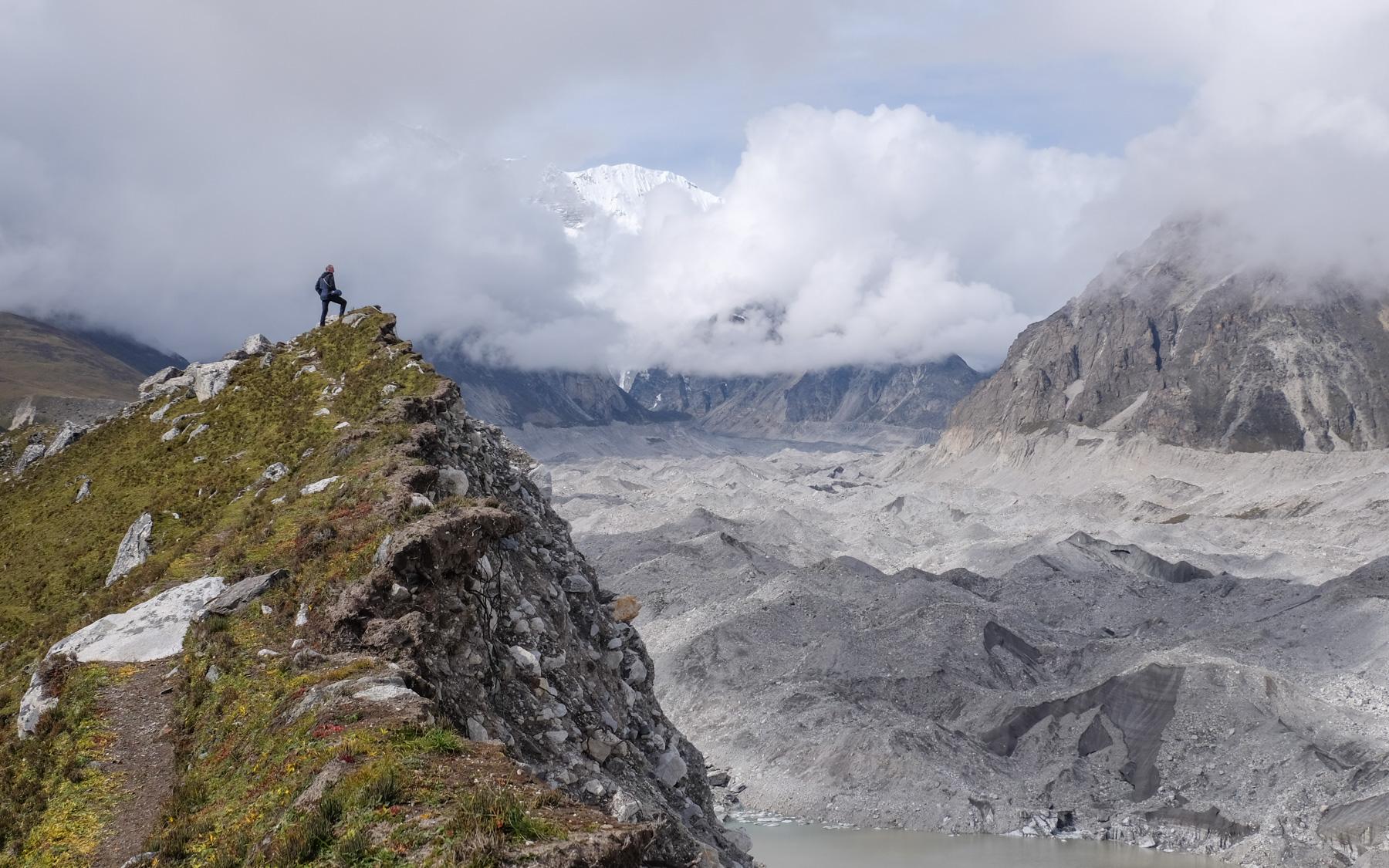 Kala Patthar & Gokyo, Everest 3 pass #3 65