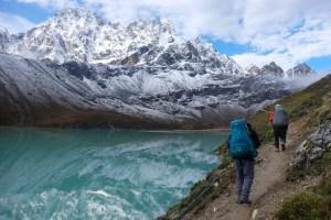 Kala Patthar & Gokyo, Everest 3 pass #3 75