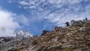 Kala Patthar & Gokyo, Everest 3 pass #3 81