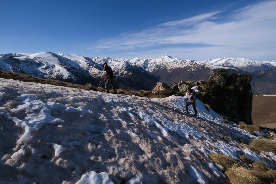 Pla de Montcamp & Rocher de Miglos, Norgeat 2