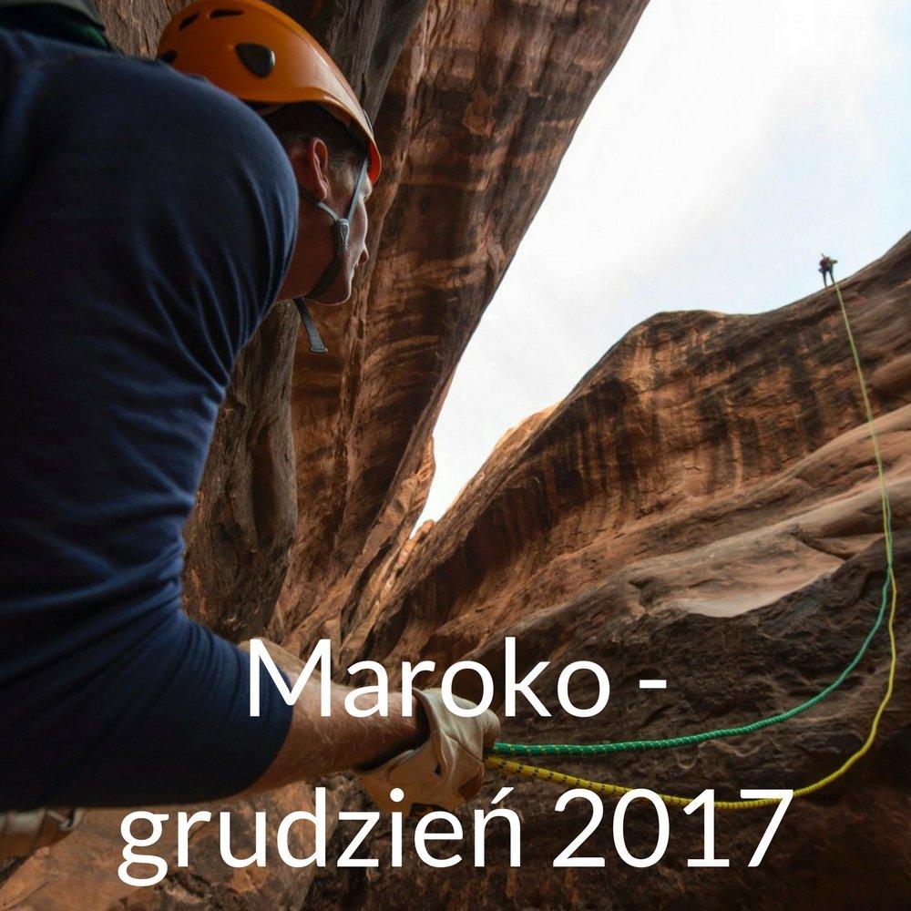 Wspinanie w Maroko, obóz wspinaczkowy w Maroko, Akademia Wspinania climb2change
