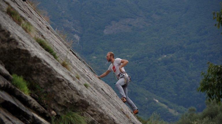 Obóz wspinaczkowy w Arco i wspinanie w rejonie Baone
