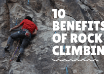 Benefits Of Rock Climbing