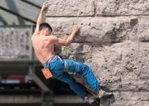 Types Of Rock Climbing
