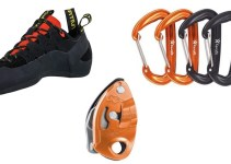 Rock Climbing Equipment List