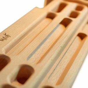 Fingerboard hard