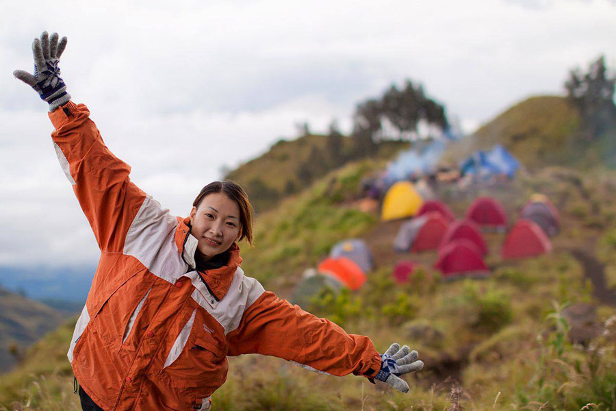 Climbing Mt Rinjani 3 Days 2 Nights