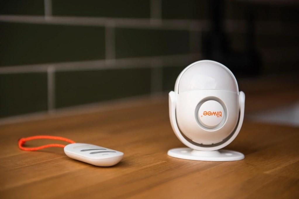 tiiwee motion sensor alarm campervan security ideas