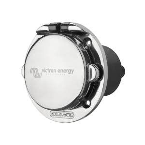 Victron shore power inlet stainless steel 16A 250V