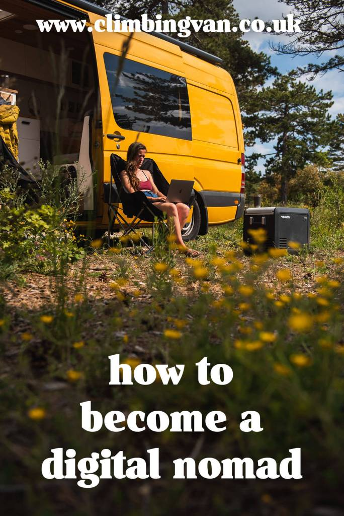 how to become a digital nomad blog post