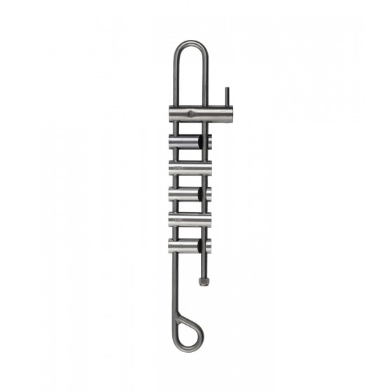 NFPA Long 6 Bar Rappel Rack