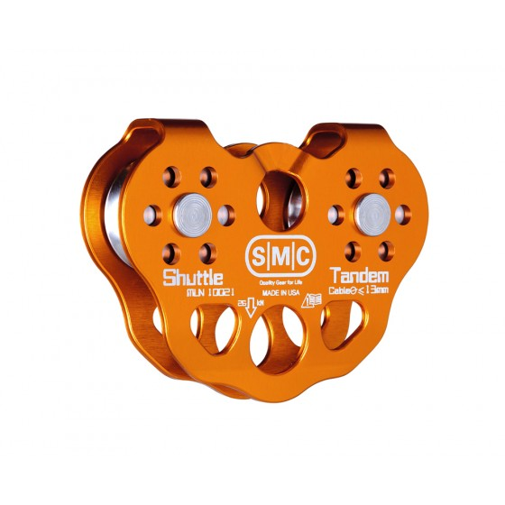 Shuttle Tandem Cable Pulley