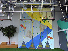 Perfect Descent Auto Belay Indoor
