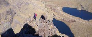 Irish mountaineering challenges