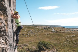 5 day rockclimbing course