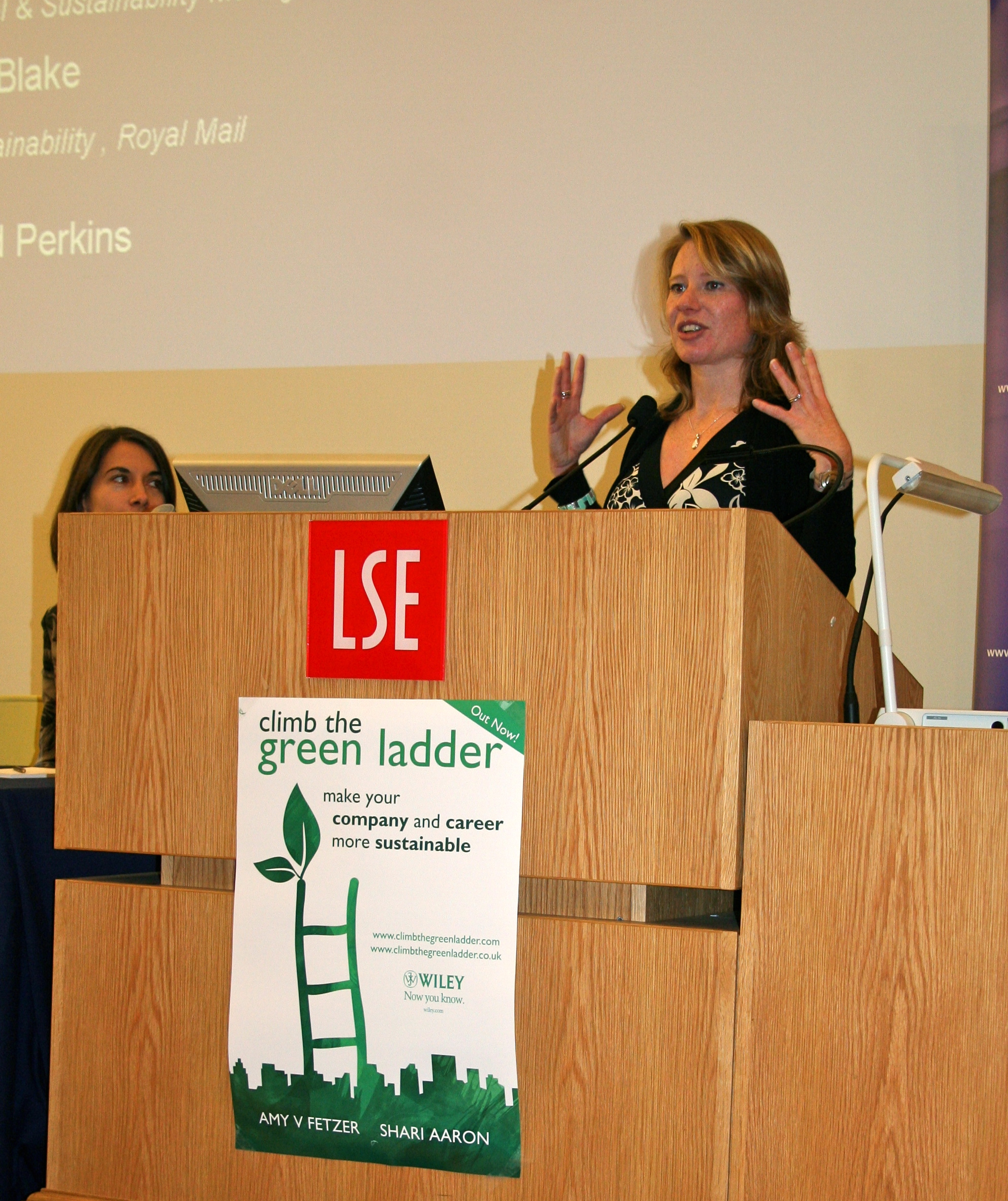 Amy Fetzer LSE 3 December 09