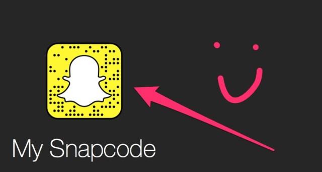 Steph Snapcode