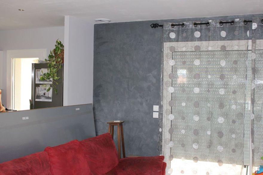Installation discrète de climatisation avec bouche dans le plafond par clim&chauff