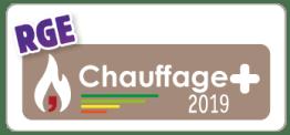 Certification Clim&Chauff RGE Chauffage+