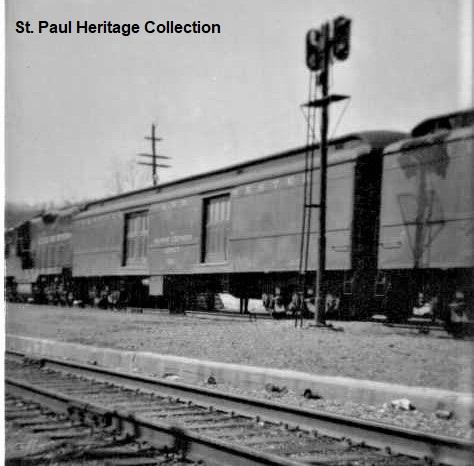 03-30-59 N&W Passenger Train