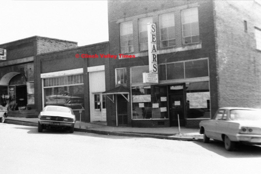April 29, 1971 (8) Sears on Broad STreet
