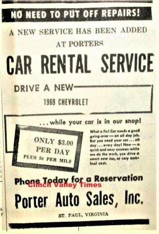 Porter Auto Sales, Inc. 2